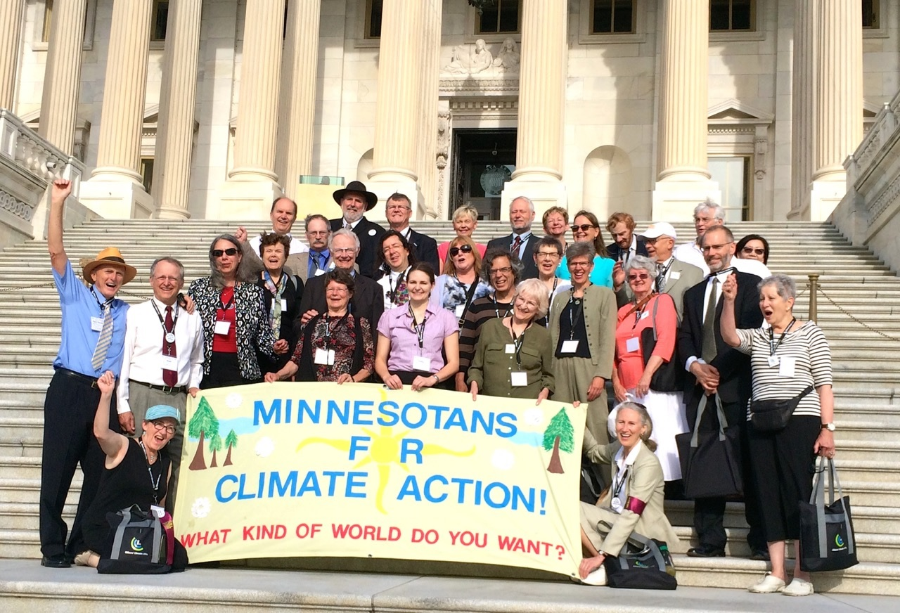 Minnesotans at the Capitol on June 23, 2015
